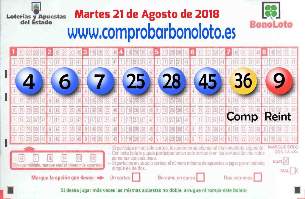 Un boleto de La Bonoloto deja  43.000 euros en Rafelbuñol