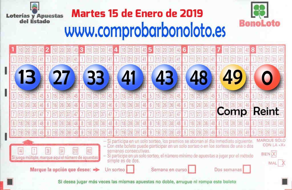 La Bonoloto. El segundo premio deja  72.000 euros en El Puerto De Santamaria
