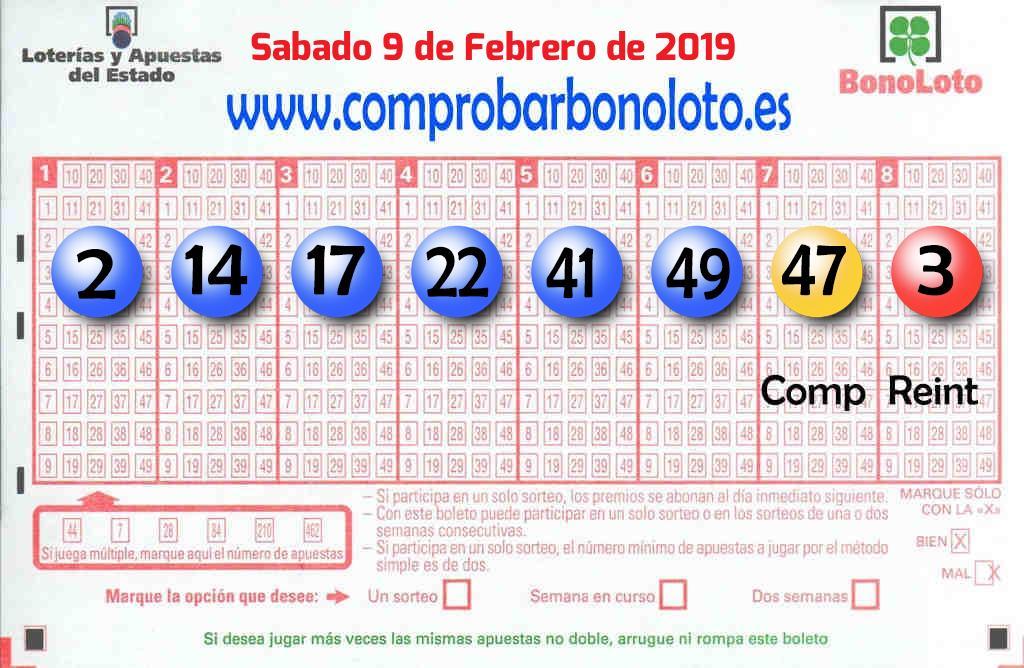 Un boleto de La Bonoloto deja  65.000 euros en San Javier