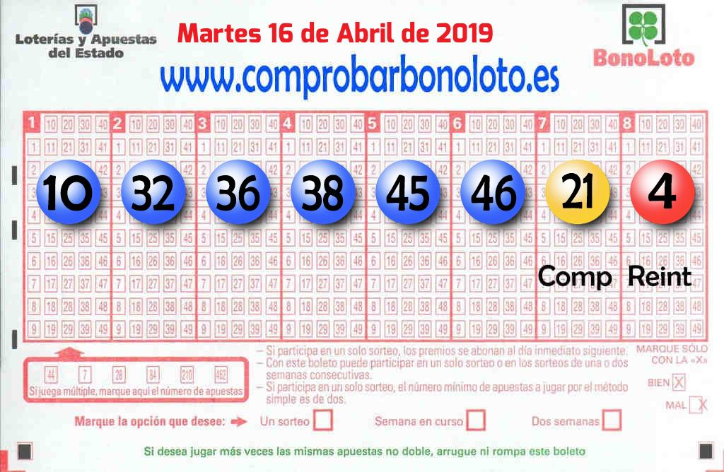 La Bonoloto de este Martes reparte 53.000 euros en Tortosa