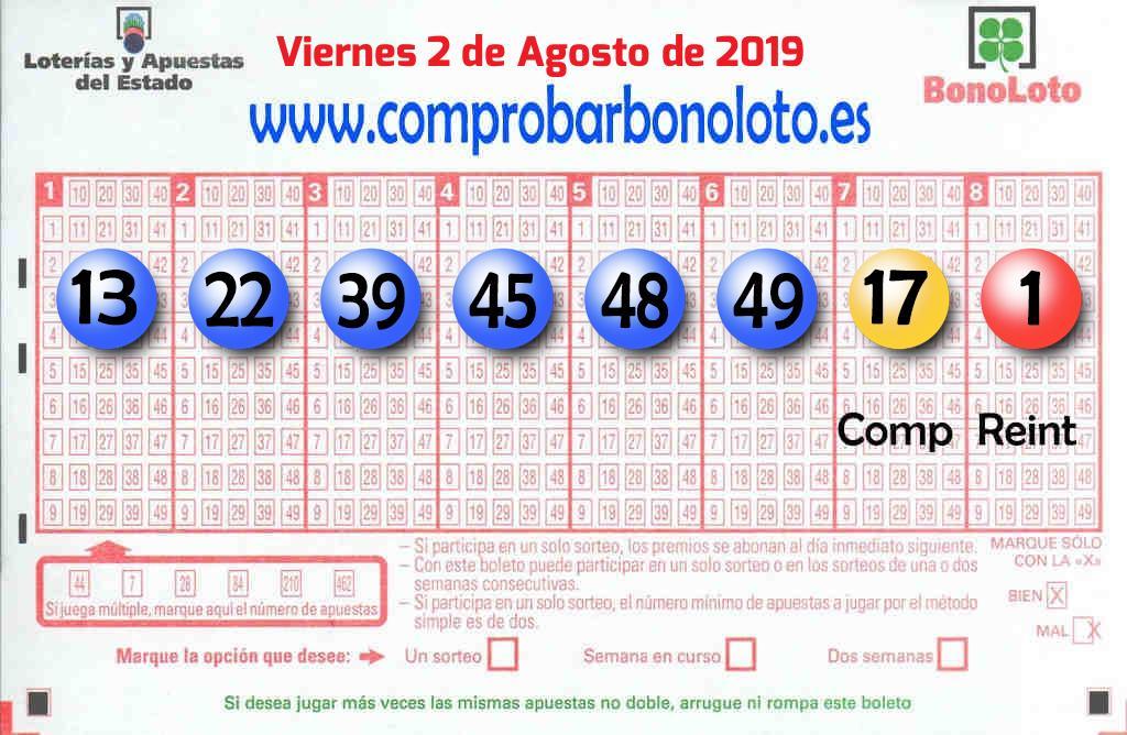 Un vecino de Lorca agraciado con 1.997.000 en La Bonoloto
