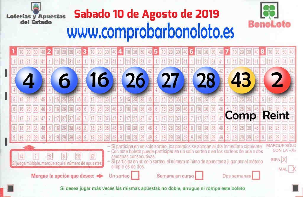 La Bonoloto deja un acertante de segunda categoría en Barcelona este Sábado