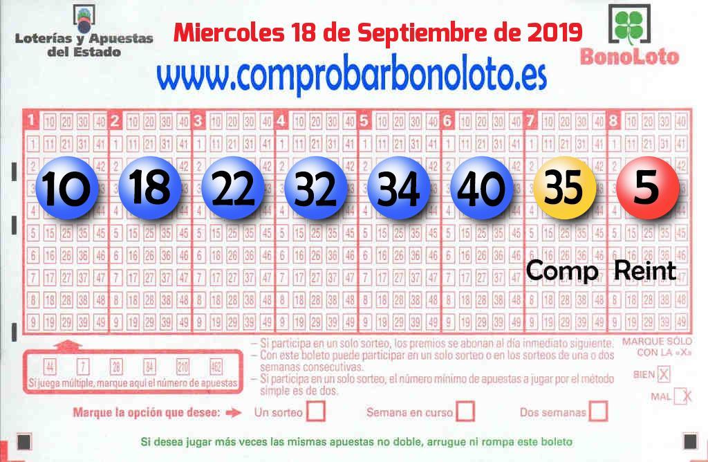 La Bonoloto reparte 92.000 euros en Salou