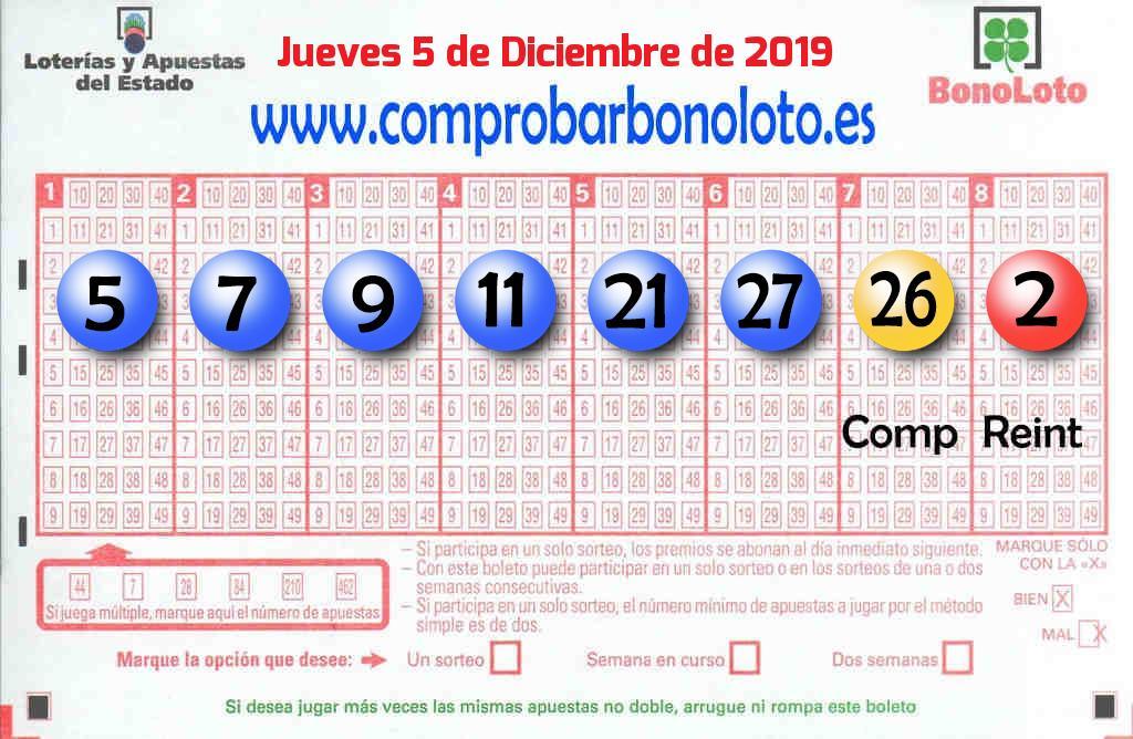 El sorteo de  La Bonoloto deja en Palencia un segundo premio dotado con 12.000 euros