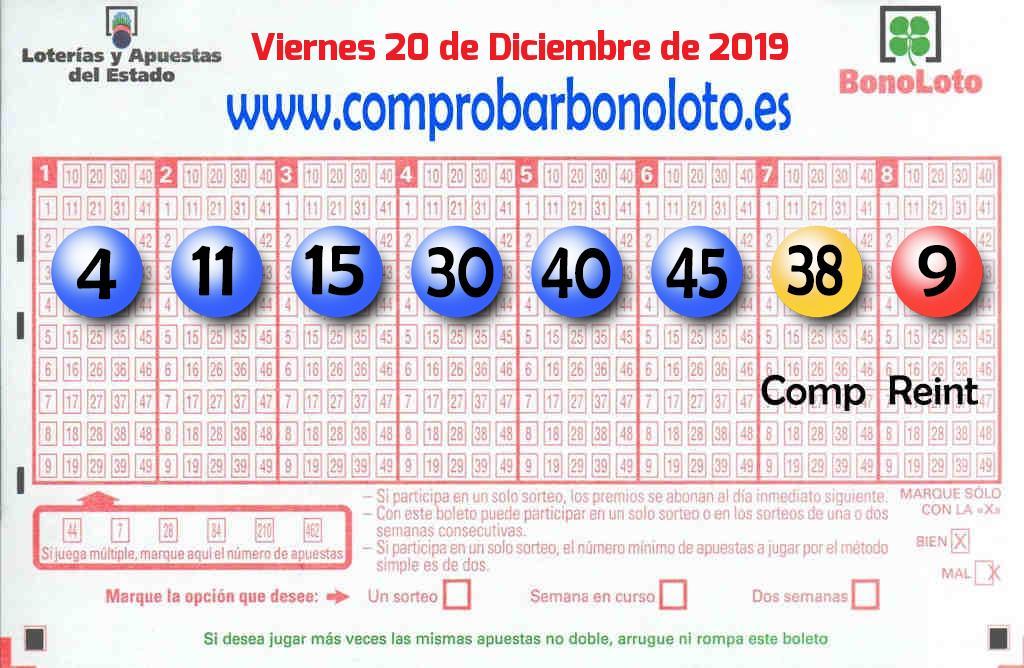 La Bonoloto deja un premio de segunda categoría en la localidad de Barcelona