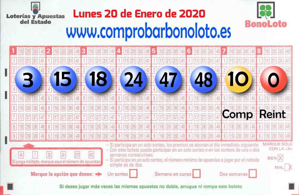 Los 18.000 euros del segundo premio de La Bonoloto tocan en Arroyo De La Encomienda