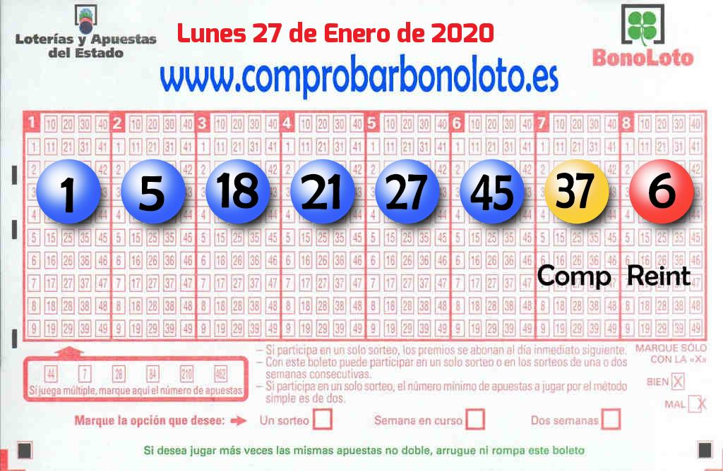 El segundo premio de La Bonoloto, vendido en Santa Cruz De Tenerife (Santa Cruz de Tenerife)