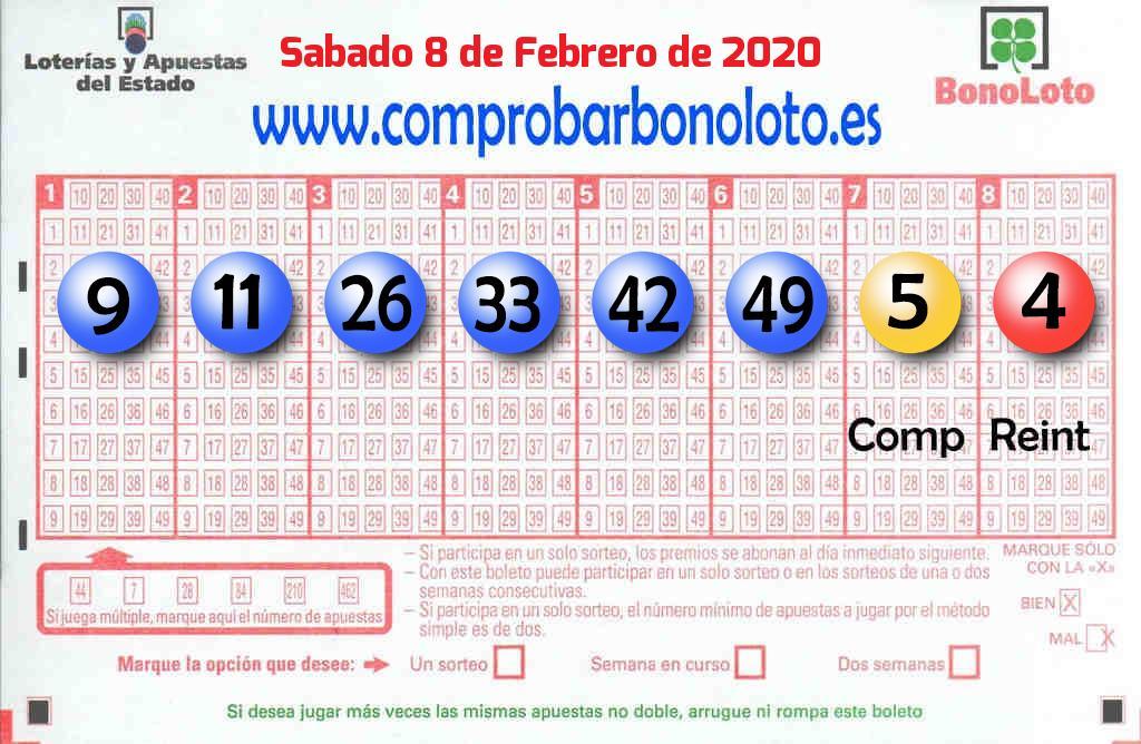 La Bonoloto. El segundo premio deja  76.000 euros en Baza