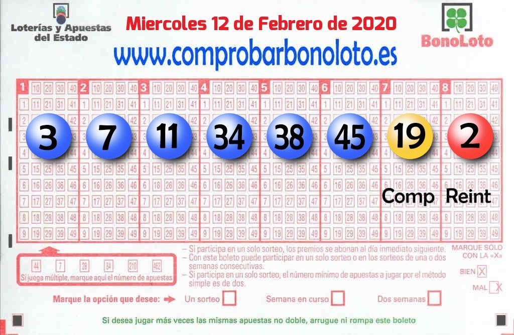 La Bonoloto deja un acertante de segunda categoría en Bueu este Miércoles