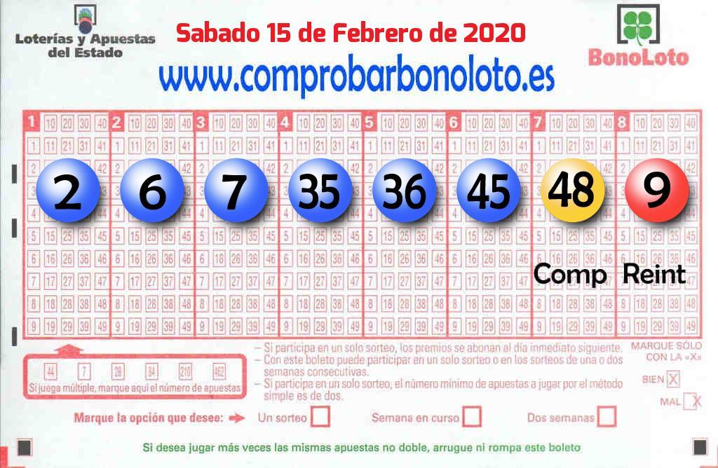 La Bonoloto reparte 84.000 euros en Los Corrales