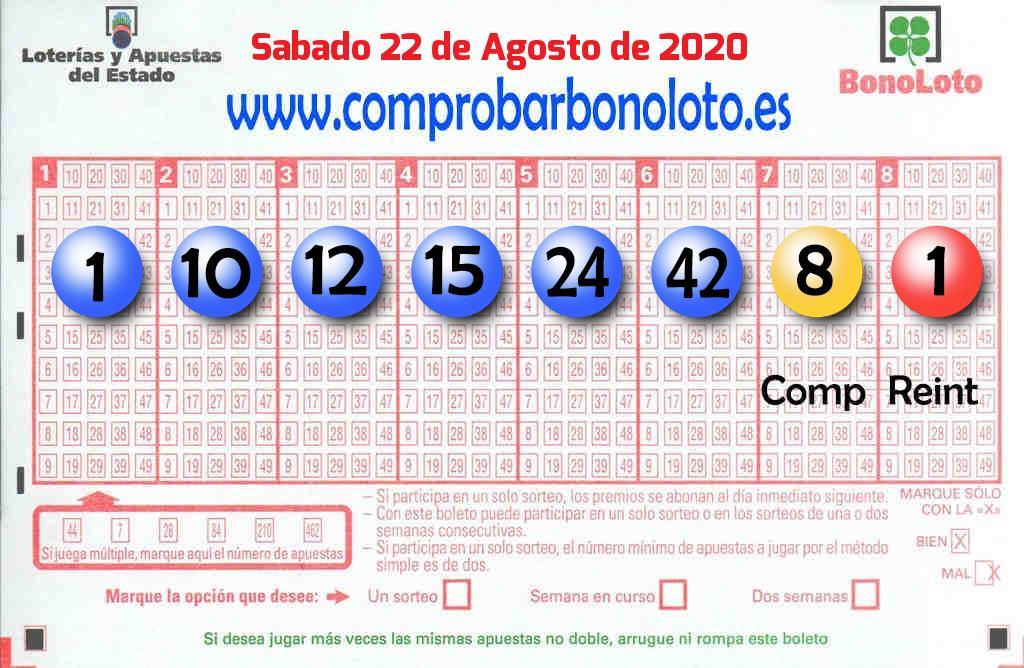 La Bonoloto reparte 26.000 euros en Albacete