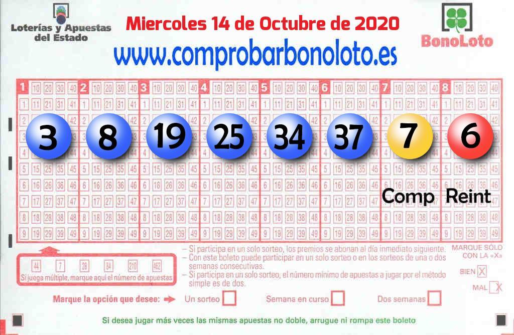 El sorteo de  La Bonoloto deja en Santa Uxia De Ribeira un segundo premio dotado con 56.000 euros