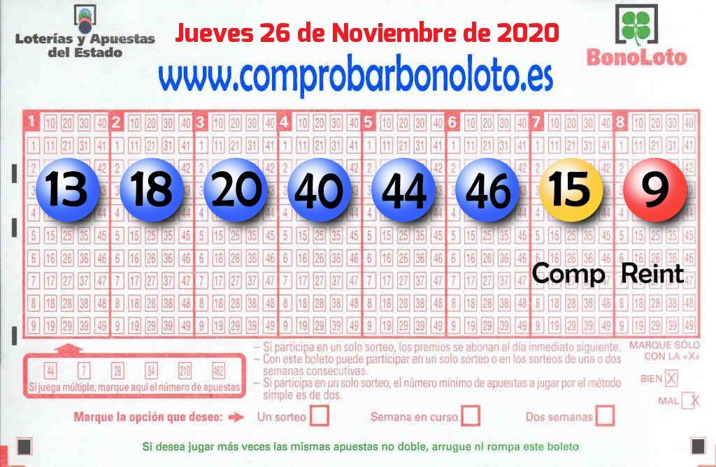 Aparece un premio de segunda categoría del La Bonoloto validado en Las Palmas Gc