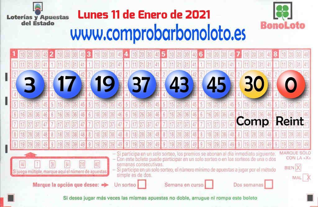 La Bonoloto reparte 39.000 euros en Cuéllar
