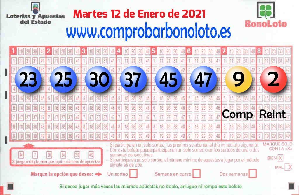 El segundo premio de   La Bonoloto cae en Cangas De Narcea
