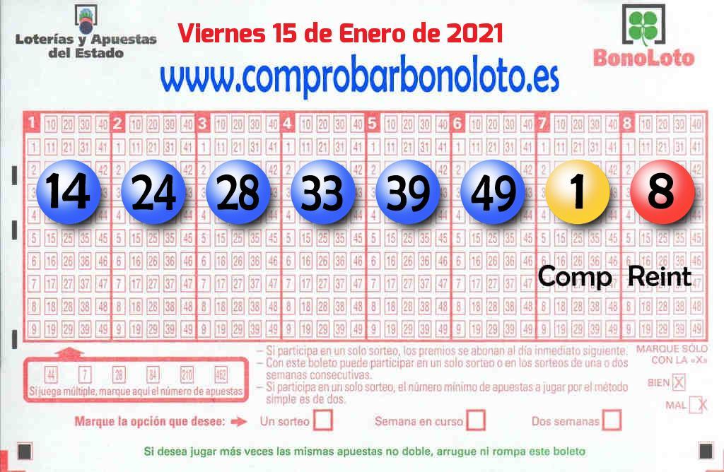 Aparece un premio de segunda categoría del La Bonoloto validado en Huesca