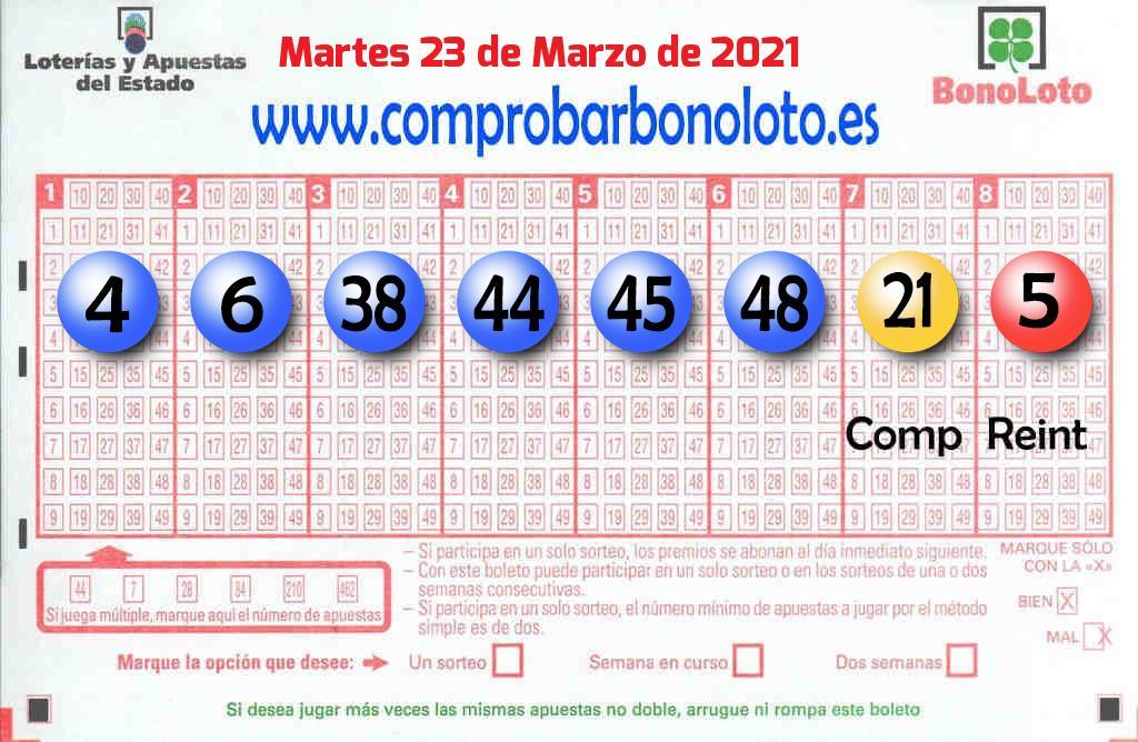 Algeciras agraciada con 52.000 euros de La Bonoloto