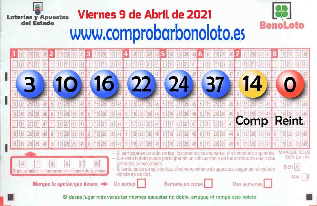 La Bonoloto reparte 45.000 euros en Cádiz