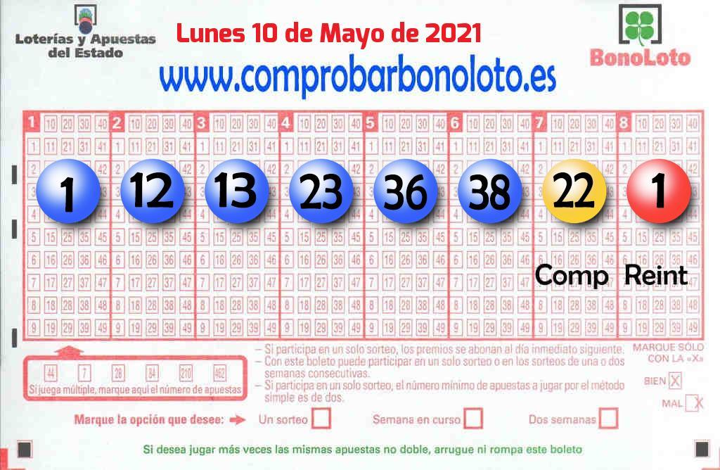 Un boleto de La Bonoloto validado en Sariñena resulta agraciado con 41.000 euros