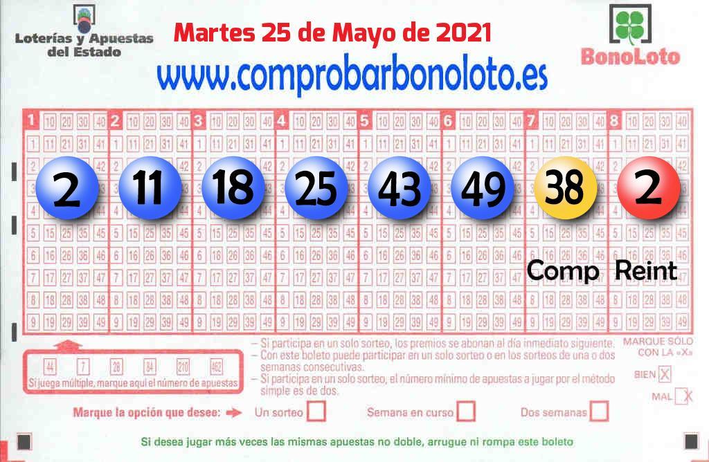 Un acertante de La Bonoloto gana en Jerez De La Frontera 156.000 euros