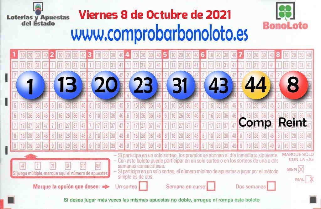 Un boleto de La Bonoloto validado en Rubí resulta agraciado con 63.000 euros